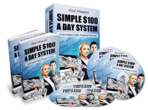 Rod Moore's Simple $100 a Day System